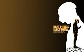 Picture Music, Background, Daft Punk, Thomas Bangalter, Daft Punk, Mask, Bang age, Guy Manuel de Homem …