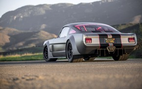 Picture Ford Mustang, Custom, Vehicle, Vicious By Timeless