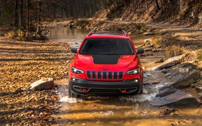 Picture Car, Jeep, Cherokee, Trailhawk, 2019