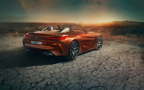 Picture BMW, Roadster, Heath, 2017, Z4 Concept