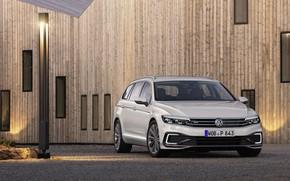 Picture Volkswagen, lantern, universal, GTE, Passat, Variant, 2019