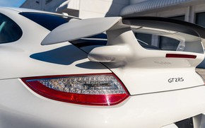 Picture 2011, Wing, Porsche 911 GT2RS