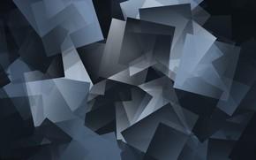 Picture background, texture, geometry, Cube, square, minimum