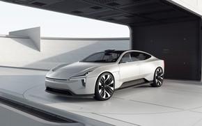 Picture Concept, Volvo, Polestar, 2020, Precept