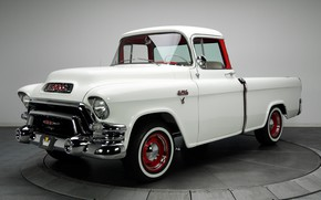 Picture Old, Pick up, Vehicle, Gmc