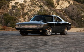 Picture Muscle, Dodge, Charger, Custom, Tantrum