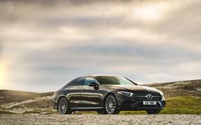 Picture Mercedes-Benz, CLS, sedan, AMG, 2018, 400d