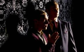 Picture brothers, Sherlock Holmes, Martin Freeman, Sherlock, Mark Gatiss, Mycroft Holmes, Sherlock BBC, Sherlock Holmes, John …