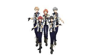 Picture Knights, Ensemble Stars!, Official Art, Tsukinaga Leo, Sakuma Ritsu, Sena Izumi, Narukami Arashi, Suou Tsukasa, …