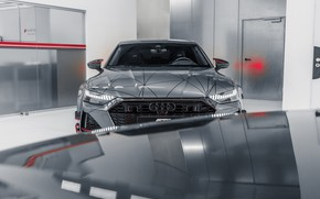 Picture Audi, front view, ABBOT, Sportback, RS7, 2020, RS7-R