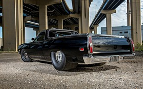 Picture The Way, Vehicle, Ford Ranchero