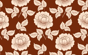 Picture background, texture, brown