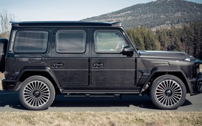 Picture mercedes, Mansory, Mercedes Benz AMG, Mercedes-AMG G 63