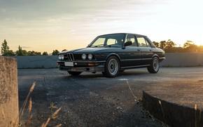 Picture BMW, ALPINA, E12, TURBO S, B7