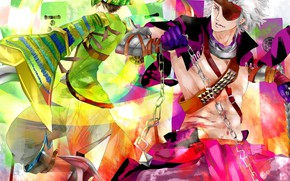 Picture Sengoku Basara, guys, art