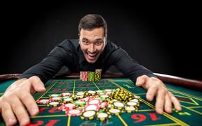 Picture card, casino, Jack pot, win