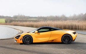 Picture McLaren, supercar, side view, 2018, MSO, 720S, Spa 68, Spa 68 Collection