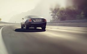 Picture Auto, Rolls-Royce, Machine, Rolls Royce, Forza Horizon, Wraith, Rolls-Royce Wraith, Forza Horizon 3, Mikhail Sharov, …