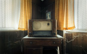 Picture radio, web, receiver