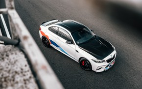 Picture BMW, the view from the top, 2018, Competition, F87, BMW M2, M Performance Accessories