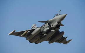 Picture Military, Plane, Rafale, Fighter Jet