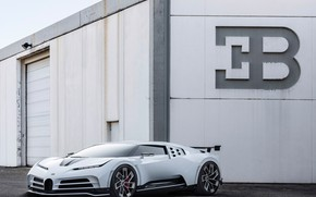 Picture Bugatti, hypercar, One hundred and ten