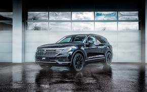 Picture Volkswagen, 2018, ABBOT, Volkswagen Touareg