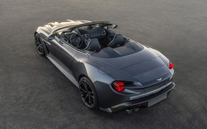 Picture Aston Martin, Zagato, Vanquish, Volante, 2017