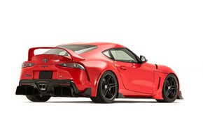 Picture Toyota, Supra, Heritage Edition, 2019, GR Above, A90, SEMA 2019