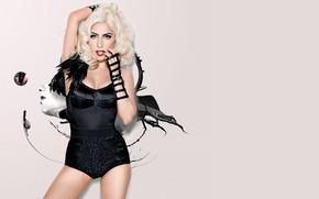 Picture blonde, singer, Lady Gaga, Lady Gaga