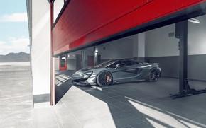 Picture McLaren, sports car, drives, Novitec, 600LT
