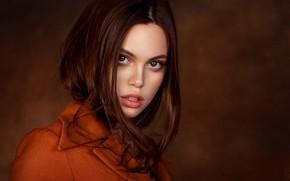 Picture look, girl, portrait, Sergei Timashev
