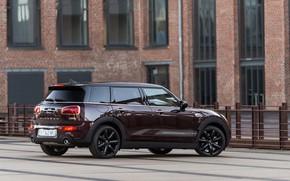 Picture Mini, rear view, 2018, Cooper S, Clubman