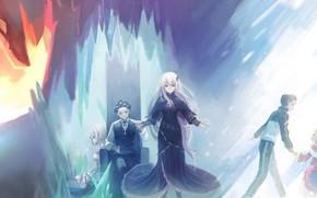 Picture characters, scene, From scratch, Re Zero Kara Hajime Chip Isek Or Seikatsu, Life In The …