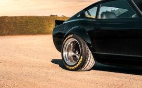 Picture road, design, style, Nissan, Car, Datsun, 240z 6