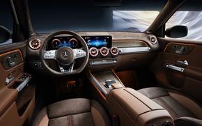 Picture Concept, Mercedes-Benz, salon, 2019, GLB