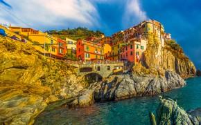 Picture Italy, Manarola, Liguria