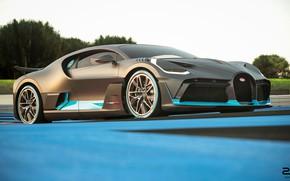 Picture Bugatti, supercar, 2018, hypercar, Divo