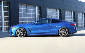 Picture machine, tuning, coupe, BMW, drives, G-Power, xDrive, 8-Series, 2019, G15, M850i