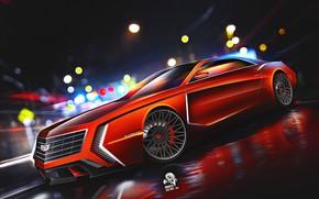 Picture Eldorado, Cadillac, Auto, Machine, Art, Art, Concept Art, Vehicles, Cadillac Eldorado, Transport, Transport & Vehicles, …
