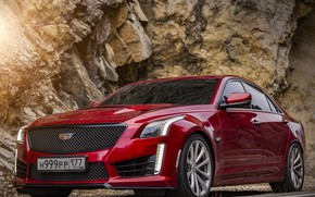 Picture Cadillac, CTS, CTS V