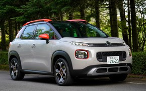Picture Citroën, JP-spec, 2019, C3 Aircross