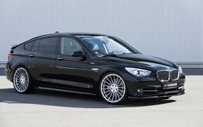 Picture BMW, Parking, Hamann, 2010, Gran Turismo, 550i, 5, F07, 5-series, GT