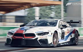 Picture HDR, BMW, Motorsport, Game, GTE, FM7, UHD, Forza Motorsport 7, 4K, Xbox One X, M8, …