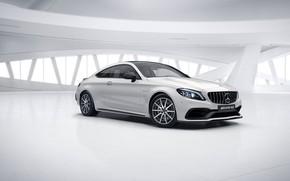 Picture Mercedes, AMG, C63 AMG, iris