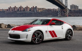 Picture Nissan, 370Z, 50th Anniversary Edition, 2019