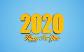 Picture background, holiday, New year, New Year, 2020