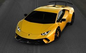 Picture Lamborghini, supercar, Performante, Huracan