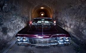 Picture Chevrolet, Impala, Lowrider, Custom, 1965 Year