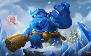 Picture Sol, Ymir, Smite